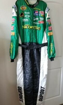 Jeff Gordon Nicorette Race Used Pit Crew Fire Suit