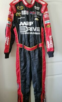 Jeff Gordon AARP Race Used Pit Crew Fire Suit