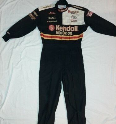 Vintage Bobby Hamilton SABCO Team Issued Race Used Kendall Pit Crew Firesuit