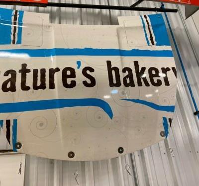Danica Patrick Hood Nature Bakery