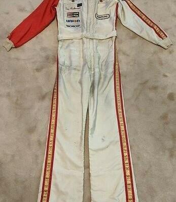 Tim Richmond Race Worn NASCAR Old Milwaukee Uniform