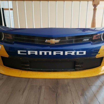2015 Chase Elliott NAPA 9 NASCAR Chevrolet Camaro Nose Race Used Sheetmetal