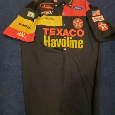 Davey Allison  RYR racing crew shirt   NASCAR