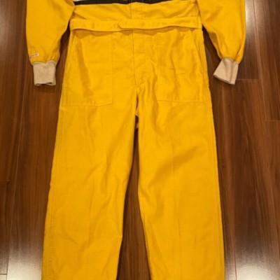 Harry Gant Autographed Race Worn Used Firesuit Drivers suit Mac Tools Skoal 1992