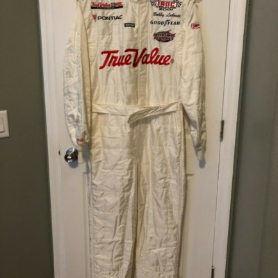 Bobby Labonte Race Used Worn IROC Drivers Fire Suit NASCAR Championship Year