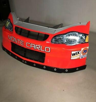 jeff gordon race used sheet metal