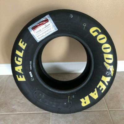 Chase Elliott DAYTONA ROVAL RACE WIN NASCAR Race Used Tire #9 Napa