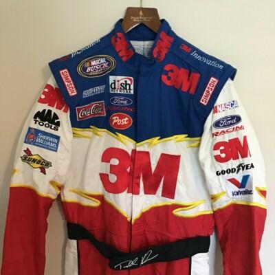 NASCAR Simpson fire suit