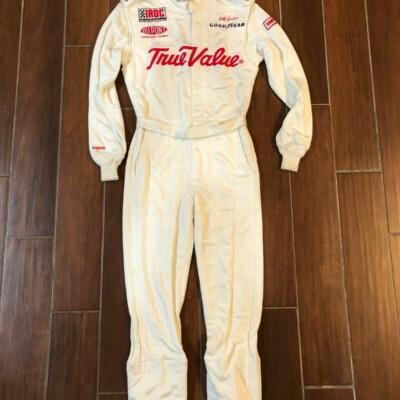 Jeff Gordon Race Used Worn Drivers Fire Suit IROC NASCAR