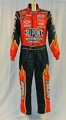 2003 Authentic Jeff Gordon NASCAR Winston Cup DRIVER SUIT with COA! #6882